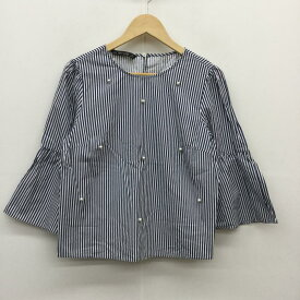 ZARA ザラ 七分袖 カットソー Cut and Sewn 【USED】【古着】【中古】10037167
