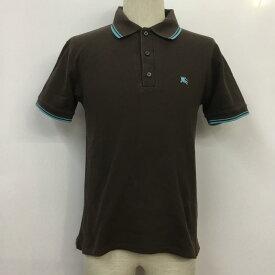 BURBERRY BLACK LABEL バーバリーブラックレーベル 半袖 ポロシャツ Polo Shirt 【USED】【古着】【中古】10038229