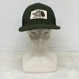 THE NORTH FACE ザノースフェイス キャップ 帽子 Cap トラッカーメッシュキャップ NN02043【USED】【古着】【中古】10039008