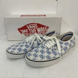 Supreme × Vans シュプリーム × バンズ スニーカー スニーカー Sneakers AUTHENTIC vn-00AIGGK【USED】【古着】【中古】10040319