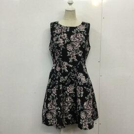 dazzlin ダズリン ミニスカート ワンピース One-Piece Mini Skirt, Short Skirt【USED】【古着】【中古】10041644