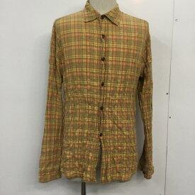 FULLCOUNT フルカウント 長袖 シャツ、ブラウス Shirt, Blouse チェック【USED】【古着】【中古】10043122