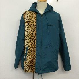 Supreme シュプリーム ジャンパー、ブルゾン ジャケット、上着 Jacket 19SS Week5 Supreme Cheetah Hooded Station Jacket【USED】【古着】【中古】10043797
