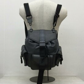 DIESEL ディーゼル リュックサック、デイバッグ リュックサック、デイパック Backpack, Knapsack, Day Pack X05597P1743 MISS-MATCHBACKPACK【USED】【古着】【中古】10044001