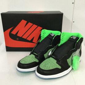 NIKE ナイキ スニーカー スニーカー Sneakers AIR JORDAN 1 HIGH ZOOM CK6637-002 28cm 箱有【USED】【古着】【中古】10044708