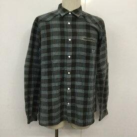 UNDERCOVER アンダーカバー 長袖 シャツ、ブラウス Shirt, Blouse チェックシャツ【USED】【古着】【中古】10045711