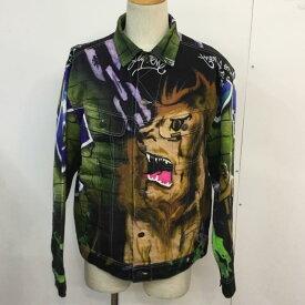 Supreme シュプリーム ジャケット、ブレザー ジャケット、上着 Jacket Lion's Den Denim Trucker Jacket【USED】【古着】【中古】10047163