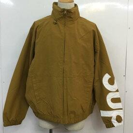 Supreme シュプリーム ジャンパー、ブルゾン ジャケット、上着 Jacket spellout track jacket ロゴ タグ付き 21SS【USED】【古着】【中古】10048423