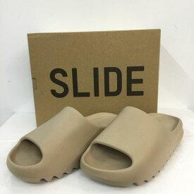 adidas アディダス サンダル サンダル Sandals GZ5554 YEEZY SLIDE Pure 27.5cm 箱有【USED】【古着】【中古】10053802