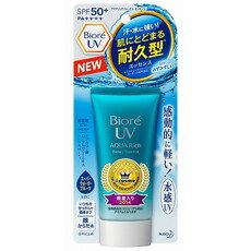 ビオレ UV アクアリッチ ウォータリーエッセンス SPF50+ PA++++ 50g