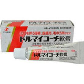 【第(2)類医薬品】ドルマイコーチ軟膏 6g