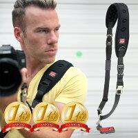 【カメラストラップ】一流プロカメラマンが選ぶ速写ストラップ(スリムタイプ)
