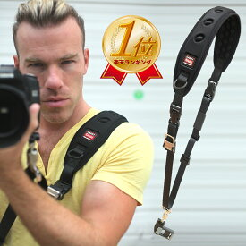 カメラストラップ Carry Speed 一流プロカメラマンが選ぶ 速写ストラップ SLIM Mark IV (スリムタイプ) [国内正規品/日本語説明書/保証付き] 一眼レフ ストラップ 斜めがけ 送料無料