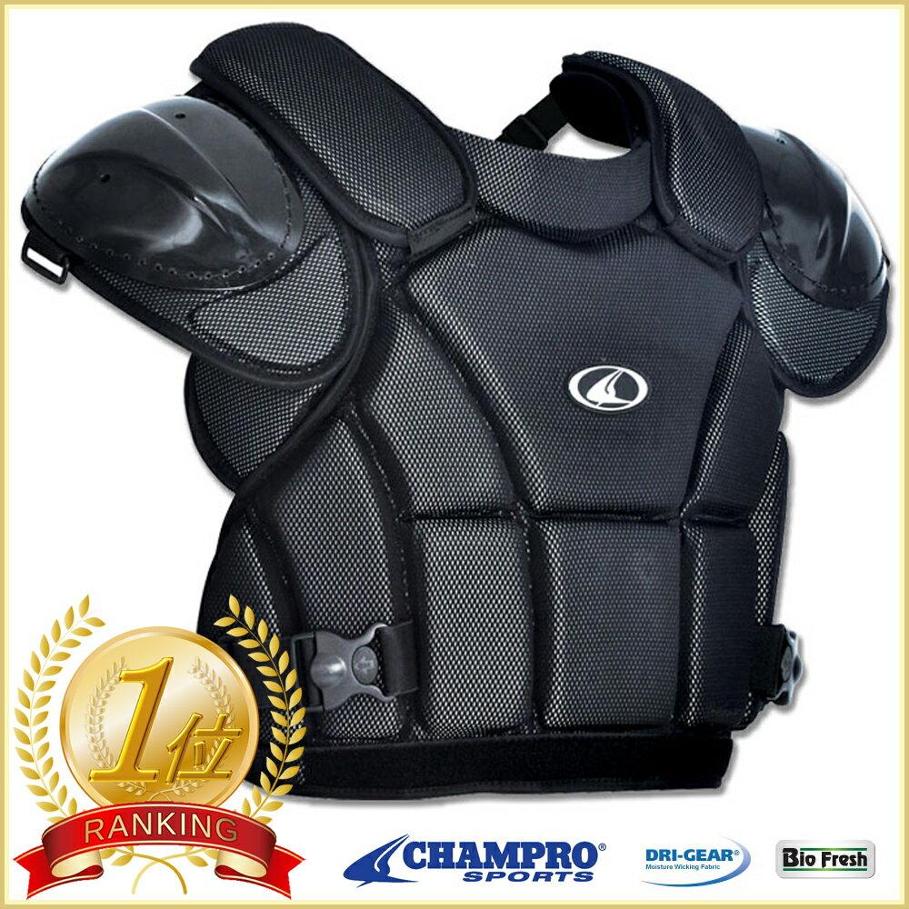 野球 / ソフトボール 審判用 プロテクター Champro (チャンプロ) Pro-Plus アンパイア 用具 M/Lサイズ [国内正規品] 送料無料