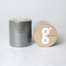 ガムテープ 銀色 テープ シルバー 50mm×5M DIY 防災 キャンプ アウトドア