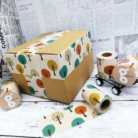 20倍 送料無料 北欧 森 テープ 50mm 5M かわいい 梱包 スカンジナビア デザイン 北欧 クリスマス ガムテープ かわいい パーティー ラッピング 柄 ガムテープ