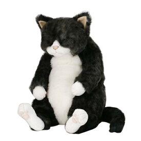 Cuddly(カドリー) ねこのぬいぐるみ 猫の「ソメゴロー」 灰トラ【送料無料(沖縄県・離島は除く)】【smtb-TD】【saitama】