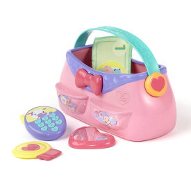 【正規品】ブライトスターツ プリティ イン ピンク(BrightStarts pretty in pink) プット&テイクパース(パパジーノ)[宅配便配送(メール便とネコポスは不可)]
