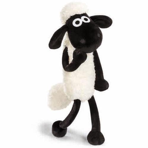 【正規品】NICI/STS ひつじのショーン(羊のショーン) クラッシック ぬいぐるみMサイズ 25cm【ネコポスも可能】