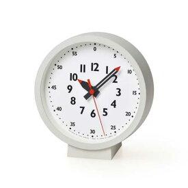 【正規品/1年間保証付】ふんぷんくろっく 置型(ふんぷんクロック/壁掛け時計/置時計)Lemnos レムノス fun pun clock YD18-04【宅配便配送(メール便とネコポスは不可)】