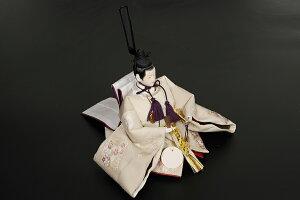 【雛人形収納飾】小三五親王飾:奈桜雛:平安翠泉作【雛人形】【親王飾】