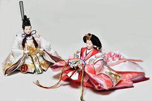 京三五親王飾:桧和(ひより)雛:瑞祥作