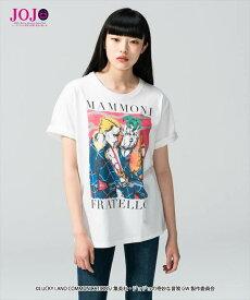 glamb・グラム Prosciutto & Pesci T プロシュート&ペッシ Tシャツ JOJO ジョジョ