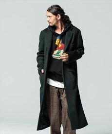 glamb グラム Long chester coat ロングチェスターコート