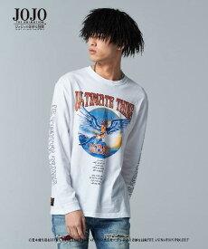 glamb・グラム カーズ長袖 T Kars long sleeves T JOJO ジョジョ Tシャツ 2021/vol.4