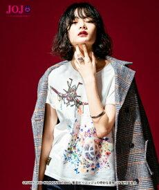 glamb・グラム Narancia Ghirga's stand T エアロスミス Tシャツ JOJO vol.1
