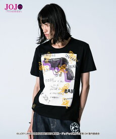 glamb・グラム Guido Mista's stand T セックス・ピストルズ Tシャツ JOJO vol.2