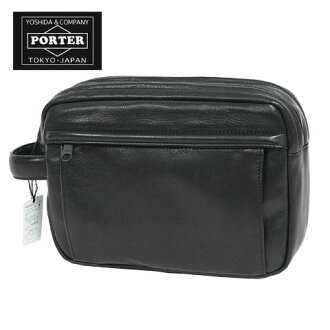 Yoshida Kaban PORTER Porter bag AROUND around pouch bag 003-01267 mens