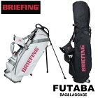 【楽天カードでP12倍】【今回使える1000円OFFクーポンあり】日本正規店 BRIEFING ブリーフィング キャディバッグ ゴルフ ゴルフバッグ GOLF CR-7 8.5型 自立式 スタンドタイプ 軽量 撥水 メンズ BRG203D25