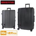 ☆2000円OFFクーポン発行中☆BRIEFING ブリーフィング スーツケース ハードケース H-98 HD フレーム BRA191C05 旅行 出張 ビジネス