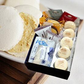 送料無料 【Salty Set ソルティセット】 スイーツ ギフト 焼き菓子セット 詰め合わせ フランスの極上塩 ゲランド産