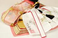 【京雛】四季唐織之御束帯平安寿峰作−人形のフタバ【送料・代引手数料サービス】