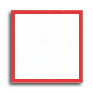 【しめ縄材料】赤枠敷紙 サイズ:5寸角【領収書発行】