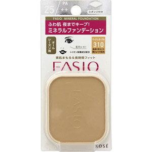 ファシオ ミネラル ファンデーション レフィル 310 ベージュオークル 【ケース別売り】