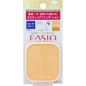 ファシオ ラスティング ファンデーション WP 310 ベージュオークル 【ケース別売】