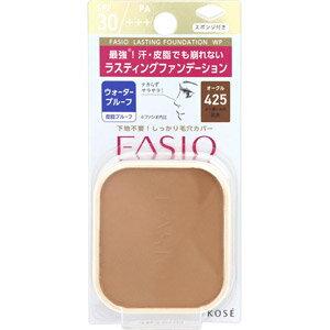 ファシオ ラスティング ファンデーション WP 425 オークル 【ケース別売】