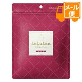 [ネコポスで送料190円]LuLuLun フェイスマスク ルルルンプレシャス レッド 3T 10枚入