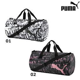 プーマ PUMA エッセンシャル バレル バッグ 076626 サッカー フットサル ボストンバッグ ドラムバッグ ショルダーバッグ
