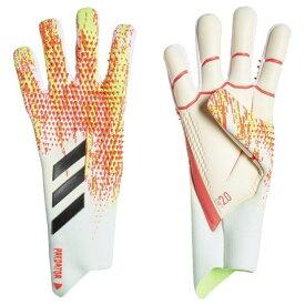 アディダス adidas プレデター GL PRO GJM64-FJ5983 サッカー キーパーグローブ GKグローブ キーグロ ゴールキーパー ホワイト 白