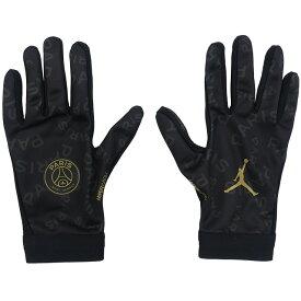 【ネコポス選択可】 ジョーダン JORDAN パリ サンジェルマン ハイパーウォーム CU1594-010 サッカー フットサル 手袋 グローブ メンズ レディース 兼用