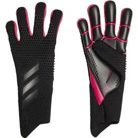 アディダス adidas プレデター GL PRO サッカー キーパーグローブ IRI28-FS0395 ブラック×ピンク