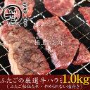 送料無料 ふたごの厳選牛ハラミ メガ盛り1kg[500g入り×2セット(10人前)]秘伝のたれ・塩付き 焼肉 セット お取り…