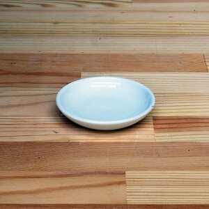 【神具】皿 (かわらけ) 2寸 白