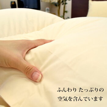 ロマンス小杉羽毛布団シングルダウン85%ホワイトダックダウン85%(シングルロング/150×210cm)掛け布団立体リルト日本製ROMANCE