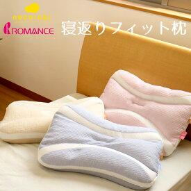 【送料無料】ロマンス小杉 自分で計測、調整できる necorobi 枕 『寝返りフィットまくら』 約57×36cm 選べる3種類の中材 【枕 まくら romance 高さ 調整 調節 ねころび ネコロビ】