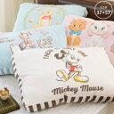 ディズニー 枕 まくら もちもち枕 とろける枕 ディズニーグッズ 約37×57cm おしゃれ ミッキー ドナルド マリー おし…